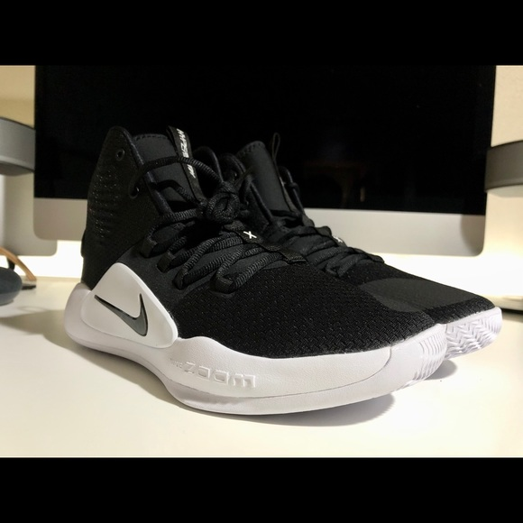 8.5 US Canada 2016 Nike Hyperdunk 2016 Low WhiteBlack (Mens